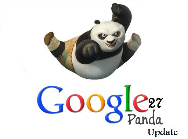 27 Google Panda Update