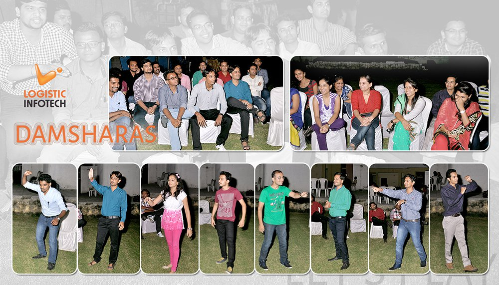 Logistic Infotech Party Game
