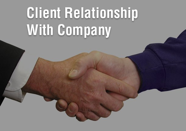 Client Relationship With Company