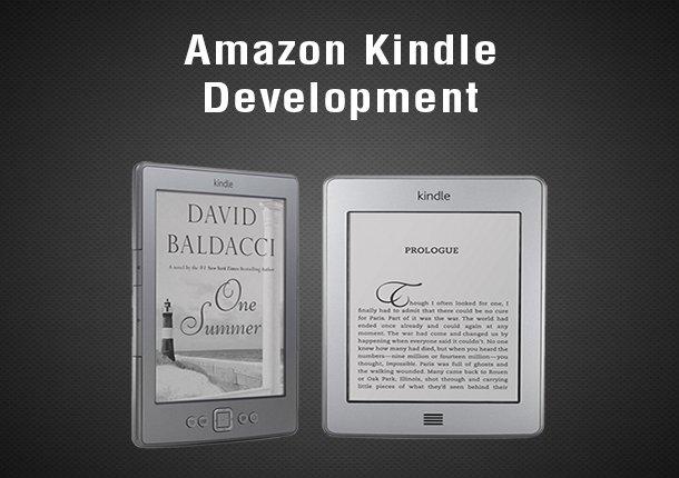 Amazon Kindle Development