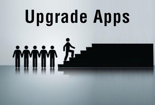 Upgrade App