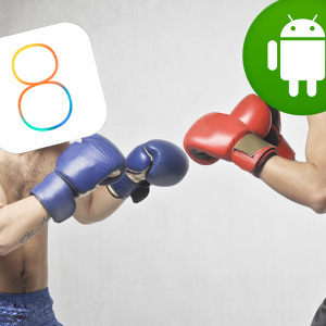 Android 5.0 L Vs Apple iOS 8: Which Platform Will Lead The Market In 2015?