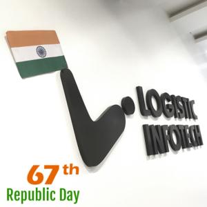 67th Republic Day Celebration at Logistic Infotech Pvt. Ltd.