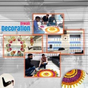 Hurrah!!!Celebration Time For Diwali 2016 At Logistic Infotech