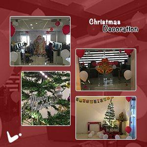 Christmas Celebration 2016 of Logistic Infotech Pvt. Ltd.