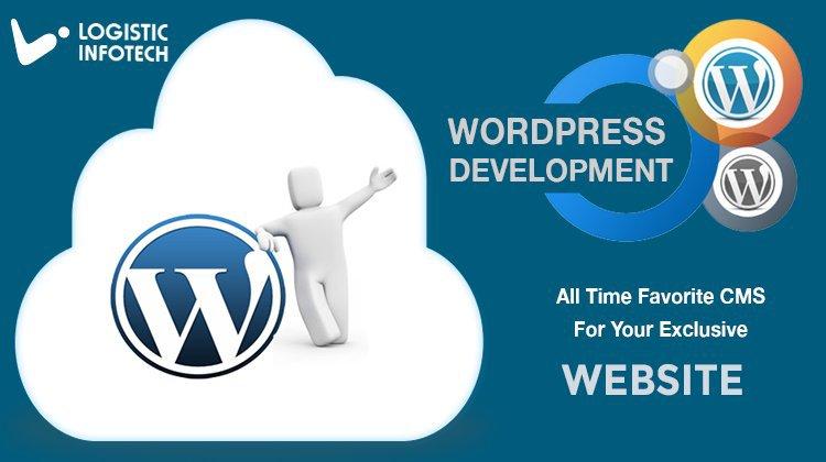 WordPress Development - Logistic Infotech