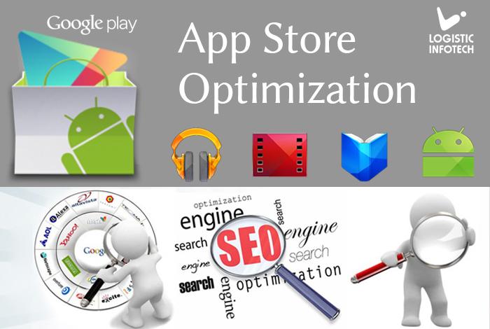 App Store Optimization By Logistic Infotech