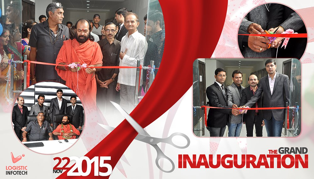 Grand Inauguration of Logistic Infotech