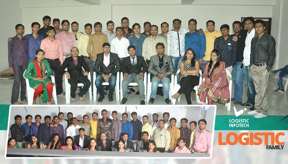 The Logisticians_Logistic Infotech Family