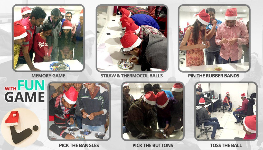 Christmas Games__Logistic Infotech