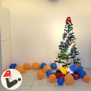 Sneak Peek On Christmas Celebration Event Of Logistic Infotech Pvt. Ltd