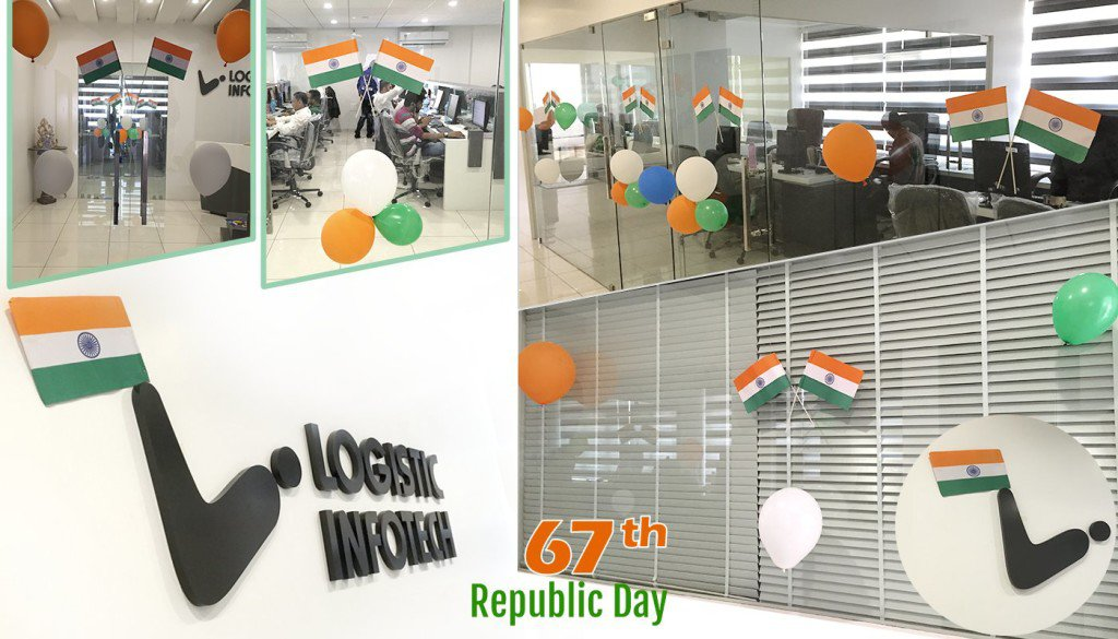 67 Republic Day_Logistic Infotech Pvt Ltd