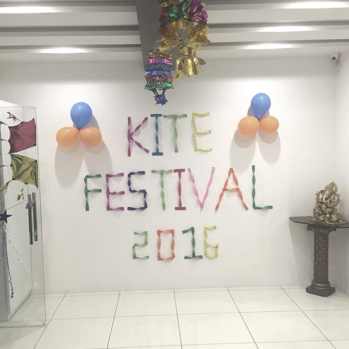 Kite Festival 2016 – Uttrayan Celebration At Logistic Infotech Pvt  Ltd