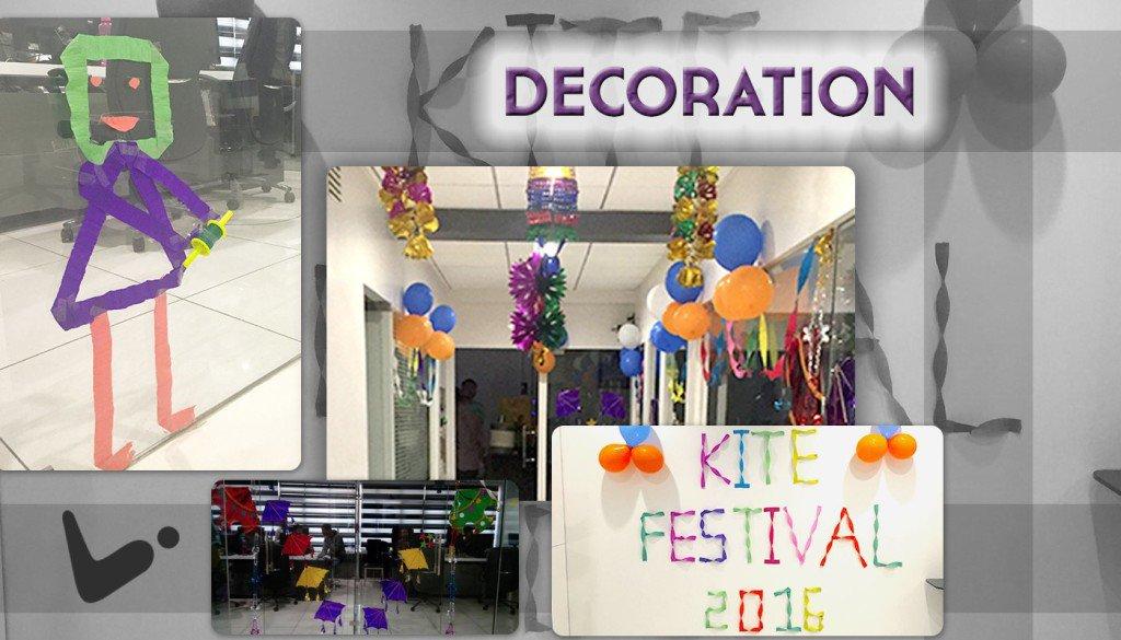 Office Decoration_Logistic Infotech Pvt. Ltd.