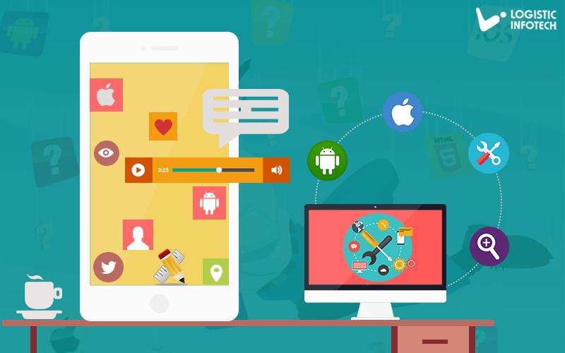 Mobile App Development Technology_Logistic Infotech