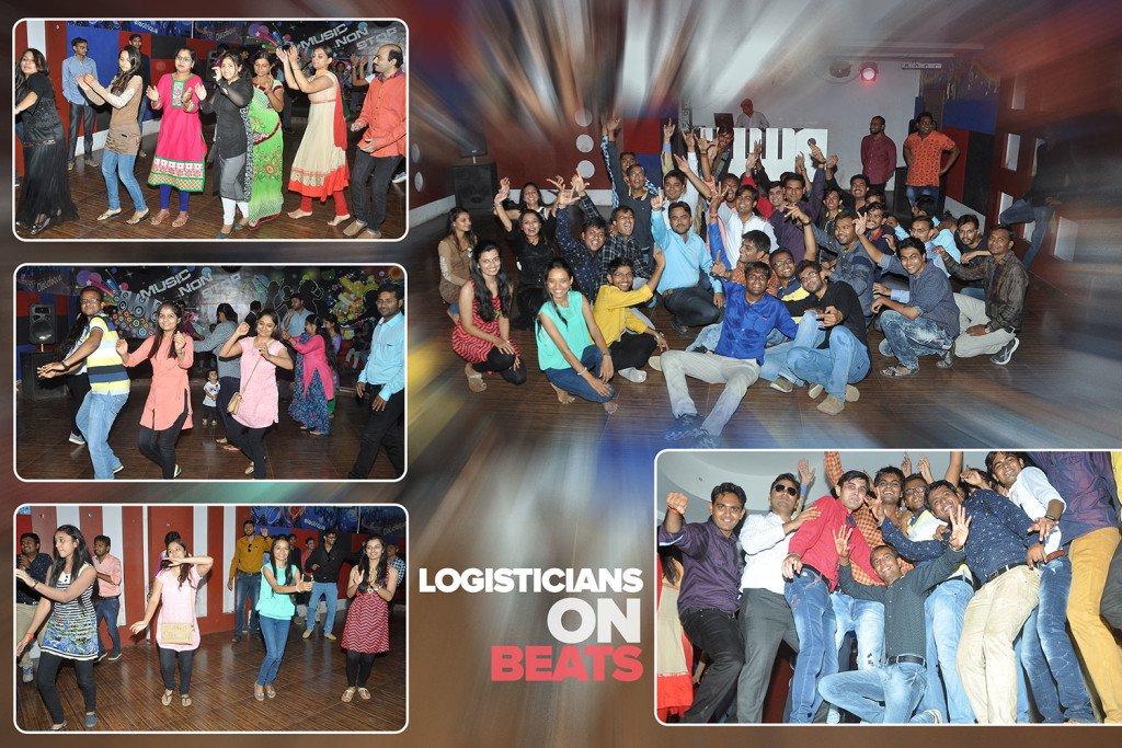 Dance Floor_Logistic Infotech Pvt Ltd