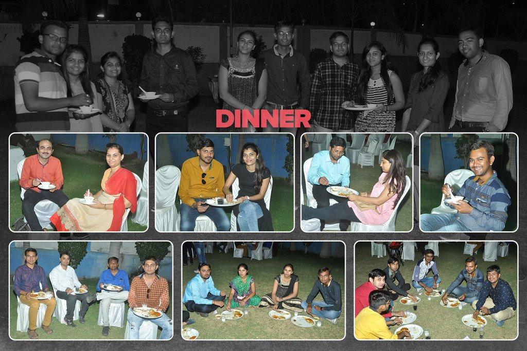 Dinner Party_Logistic Infotech Pvt Ltd