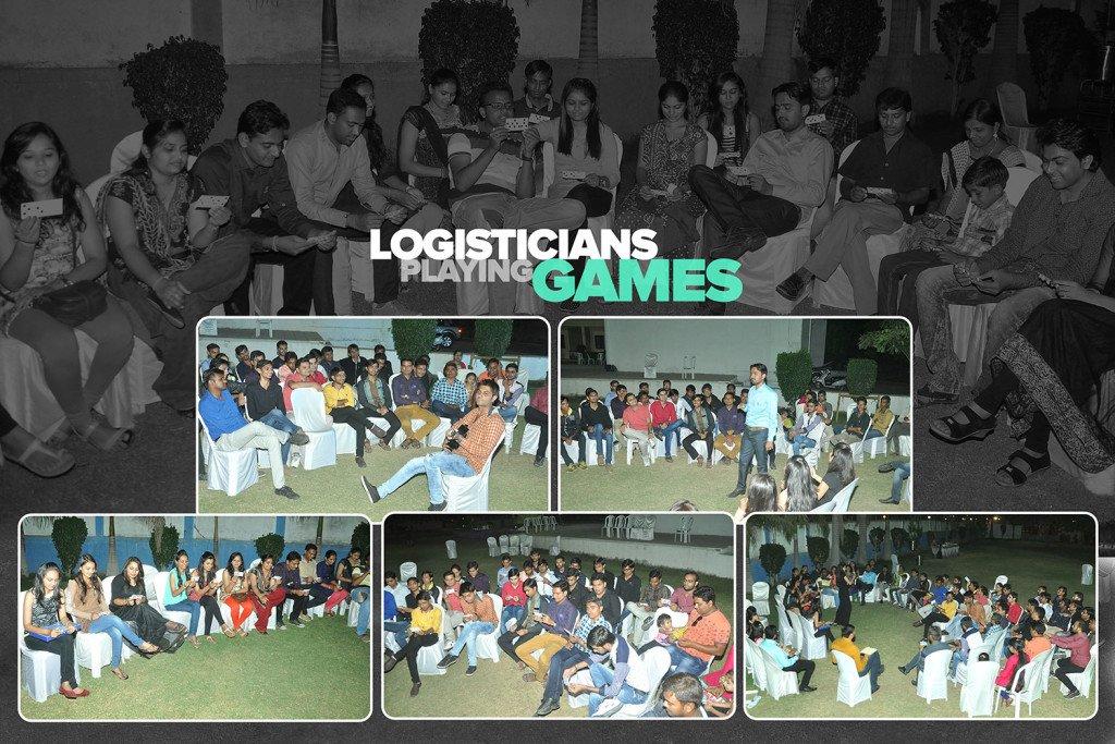 Game Session_Logistic Infotech Pvt Ltd