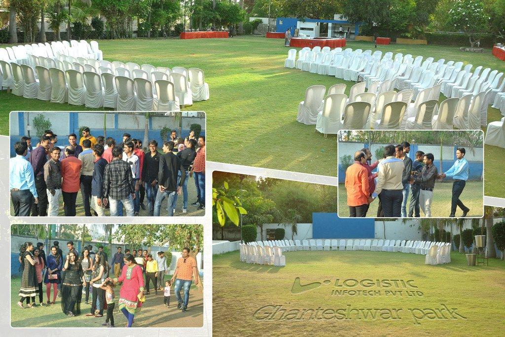 Party Decoration_Logistic Infotech Pvt Ltd