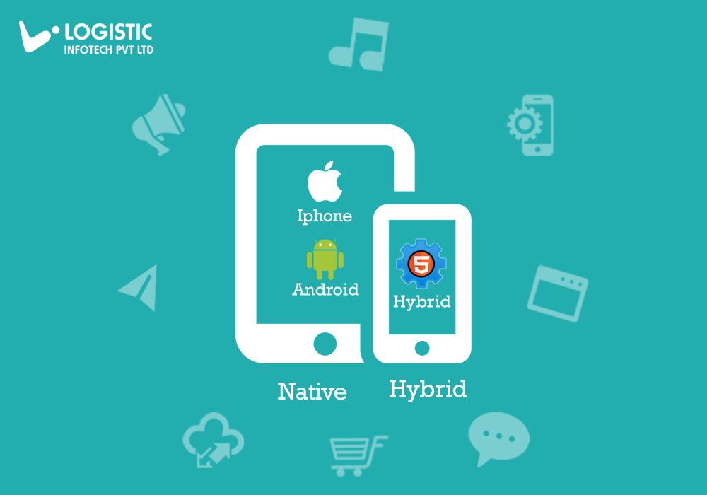 Native And Hybrid App