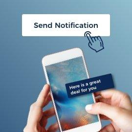 Send Push Notification Online