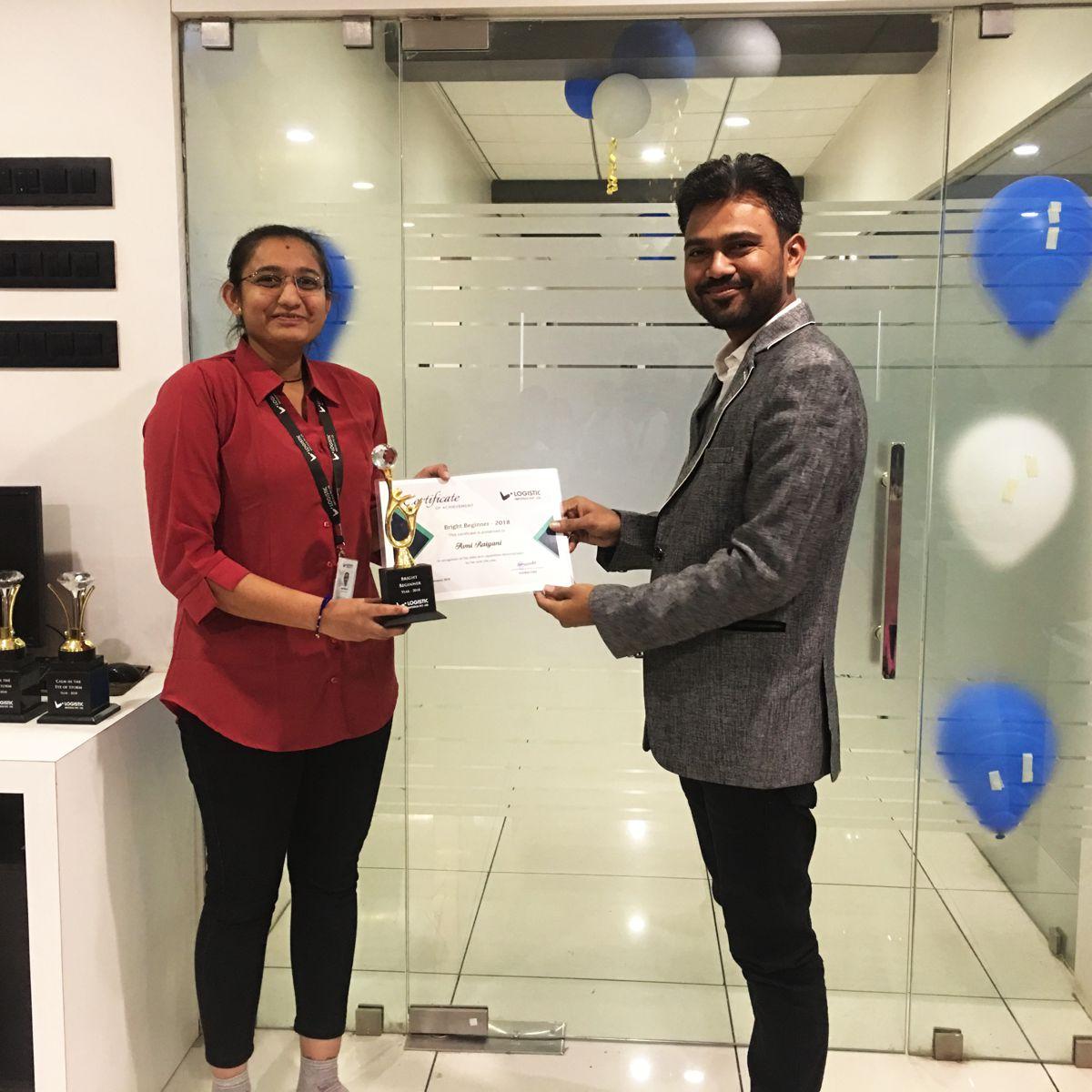 Best Web Developer India Logistic Infotech
