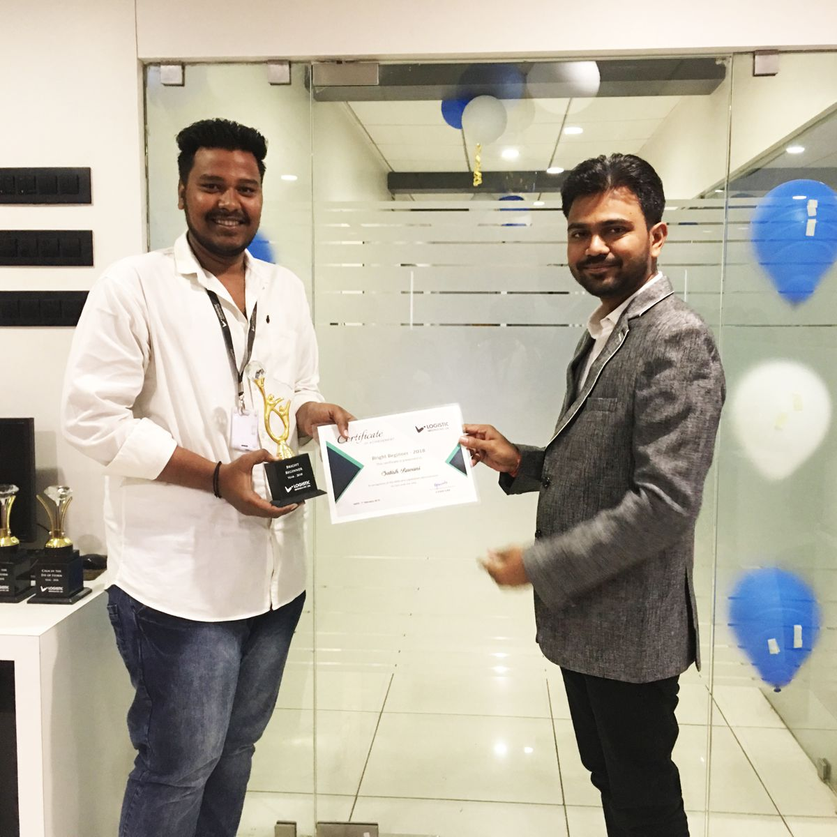 Best Android Developer India Logistic Infotech