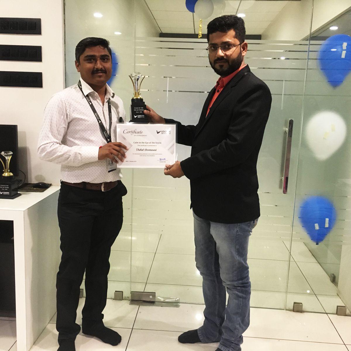Best Backend Developer Logistic Infotech India