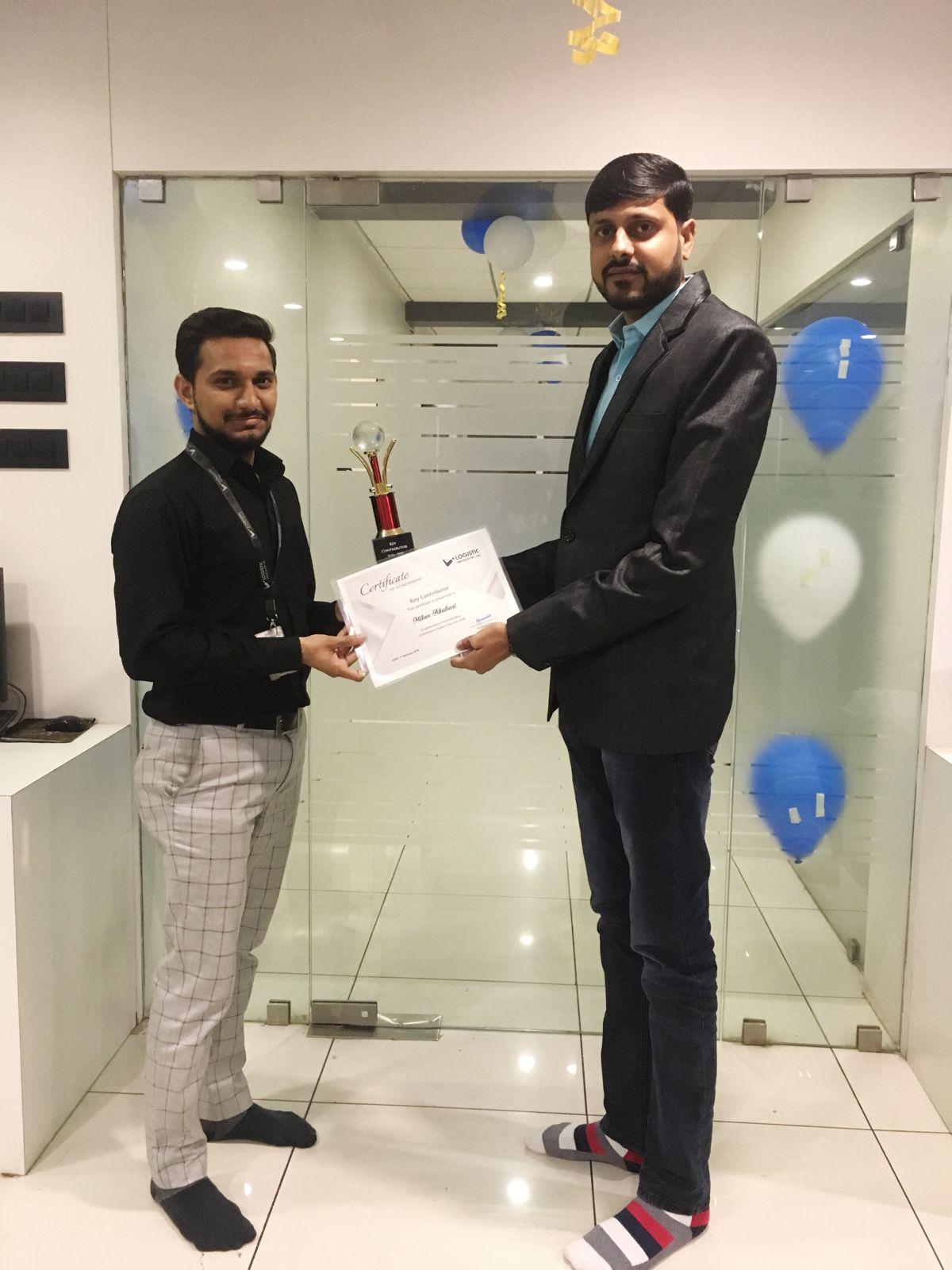 Best PHP Developer Logistic Infotech