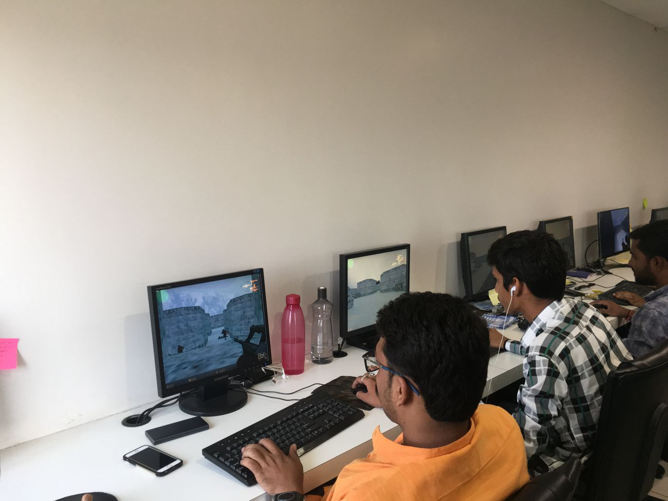 Fun Friday Game Session Logistic Infotech