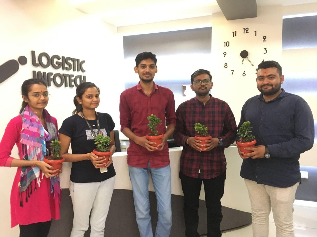 World Environment Day Logistic Infotech