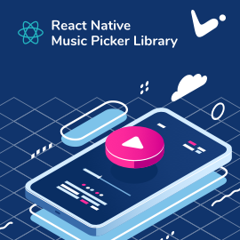 React Native Music Picker Library