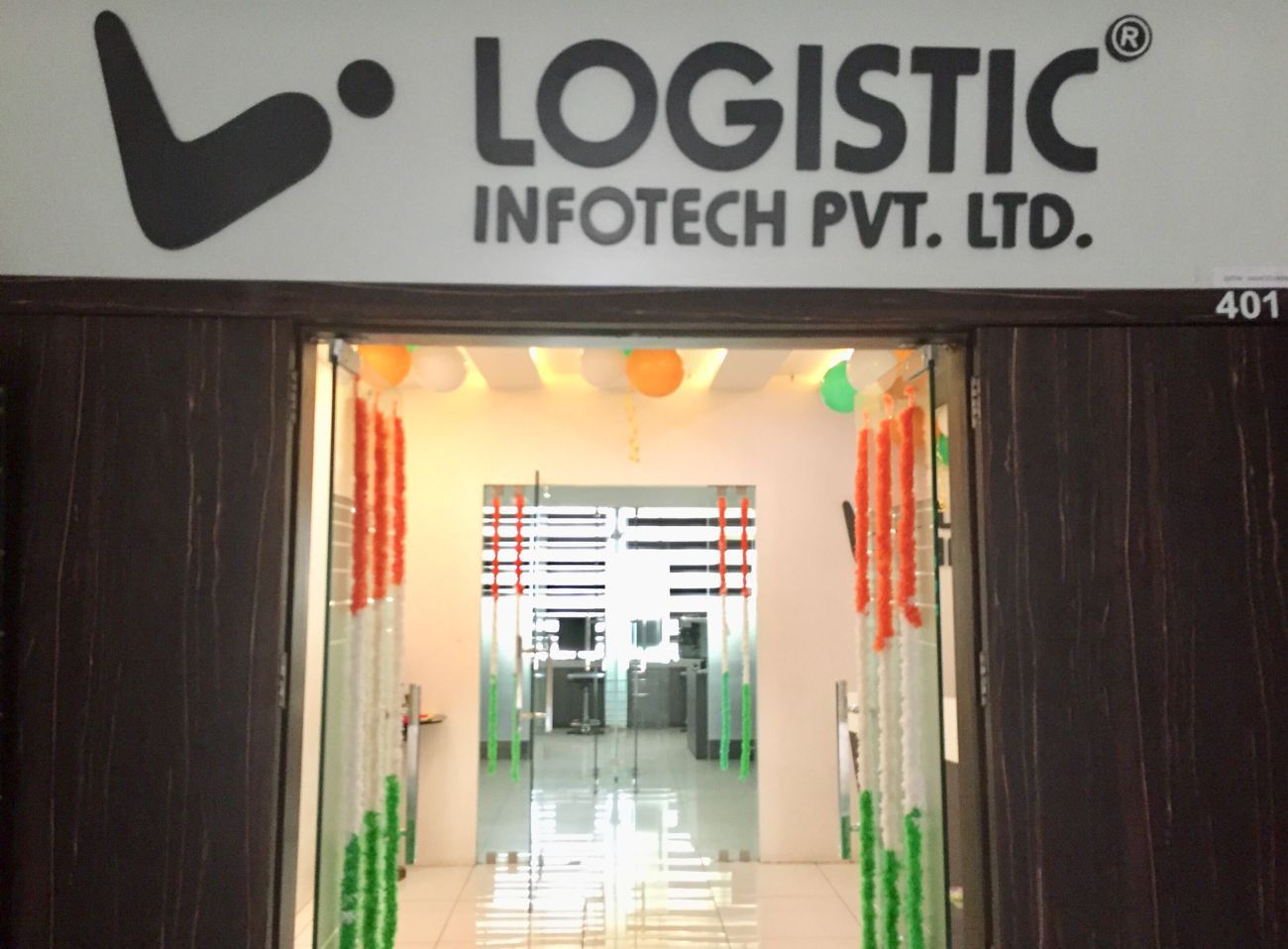 Independence Day Celebration Logistic Infotech