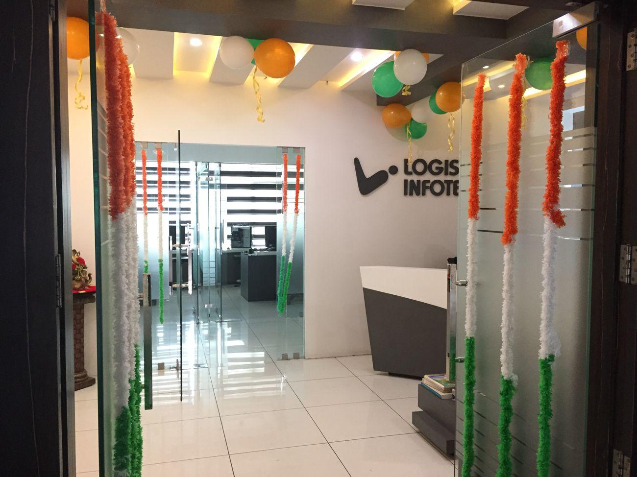 Independence Day Celebration Logistic Infotech