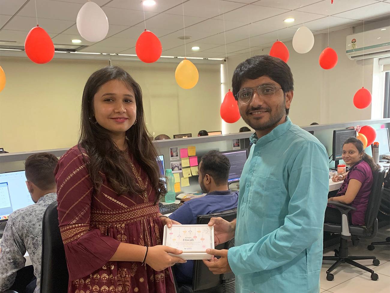 Diwali Celebrations 2019 Logistic Infotech