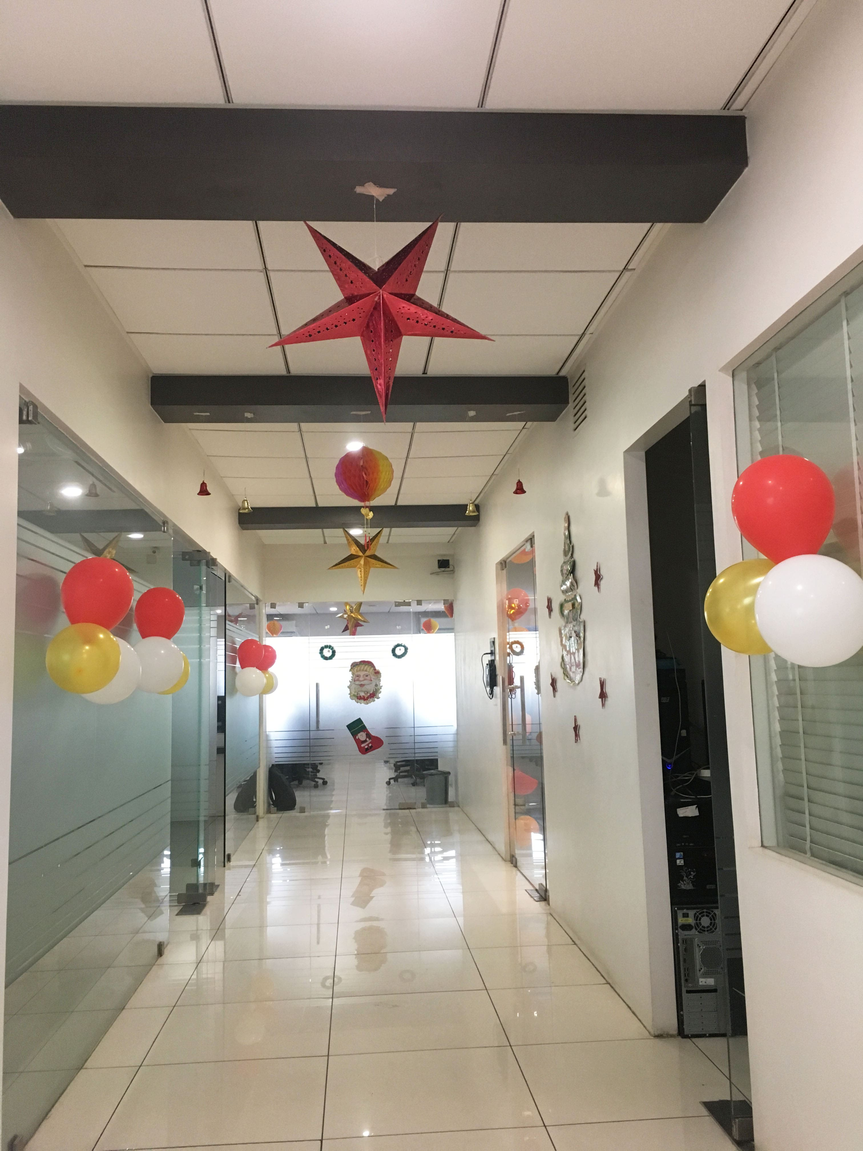 Christmas Celebrations at Logistic Infotech