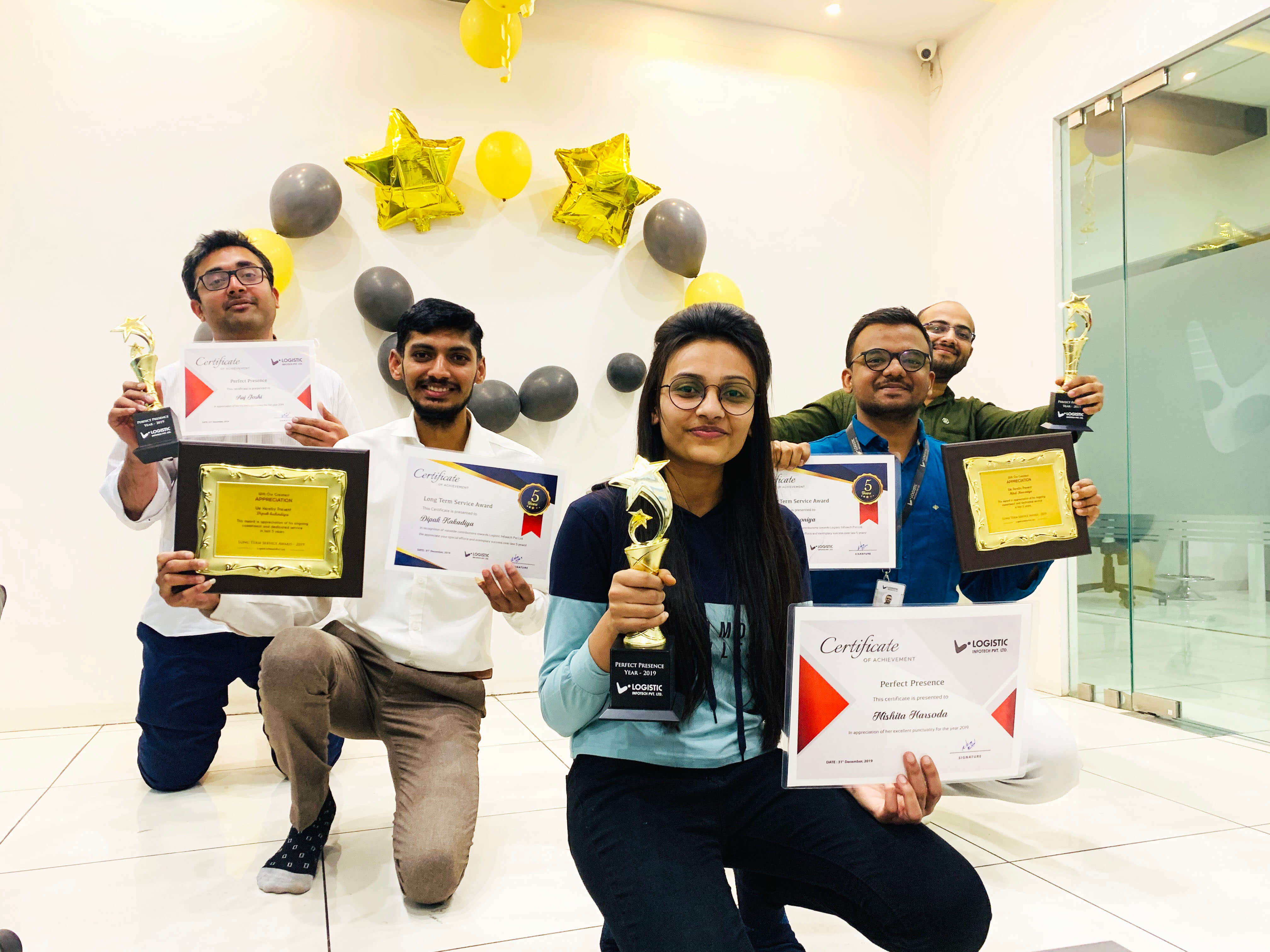 Annual Awards Ceremony 2019 Logistic Infotech