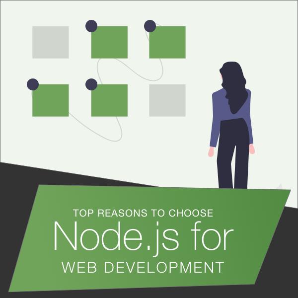 Top Reasons to Choose Node JS for Web Development